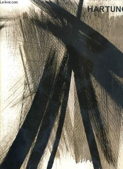 HANS HARTUNG / COLLECTION L'ART DE NOTRE TEMPS.