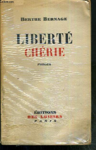 LIBERTE CHERIE
