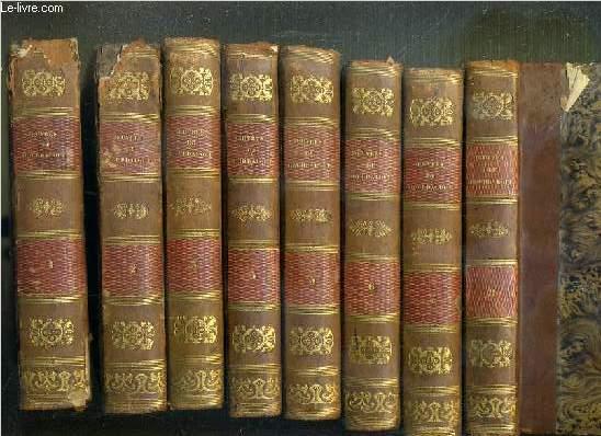 OEUVRES COMPLETES DE BOURDALOUE - 16 TOMES - 1+2+3+4+5+6+7+8+9+10+11+12+13+14+15+16.