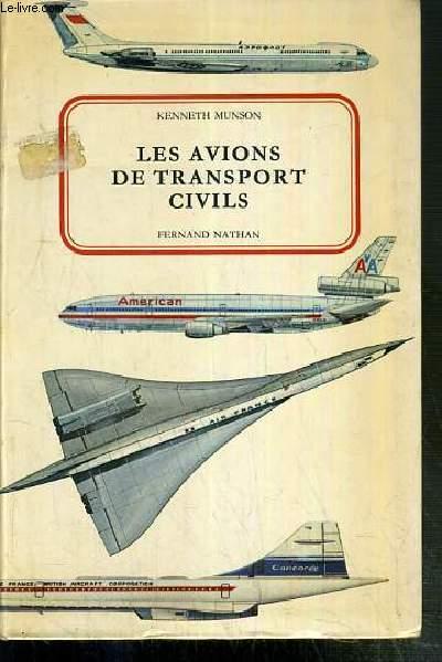 LES AVIONS DE TRANSPORT CIVILS