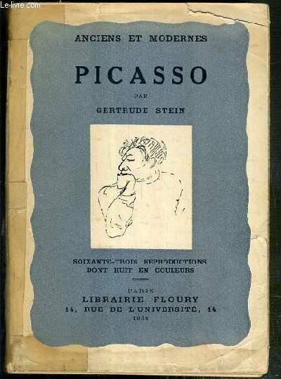 PICASSO - ANCIENS ET MODERNES