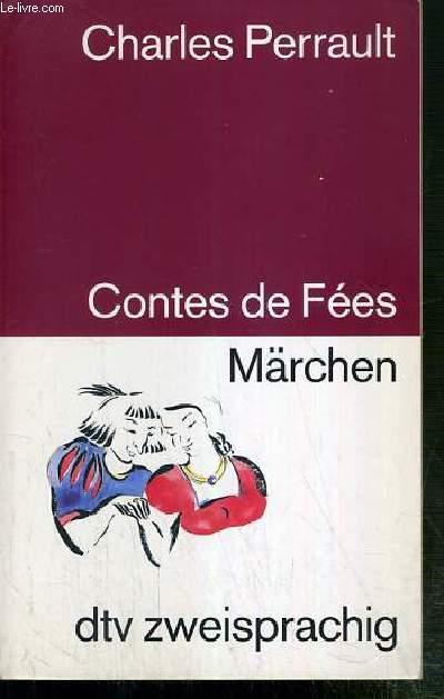 CONTES DE FEES - MARCHEN -  TEXTE EXCLUSIVEMENT EN ALLEMAND ET TRADUCTION EN FRANCAIS EN REGARD.