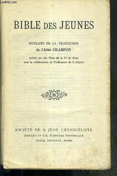 BIBLE DES JEUNES - N°567