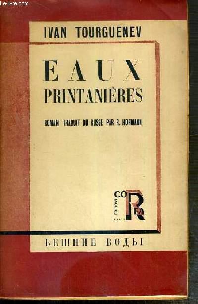 EAUX PRINTANIERES
