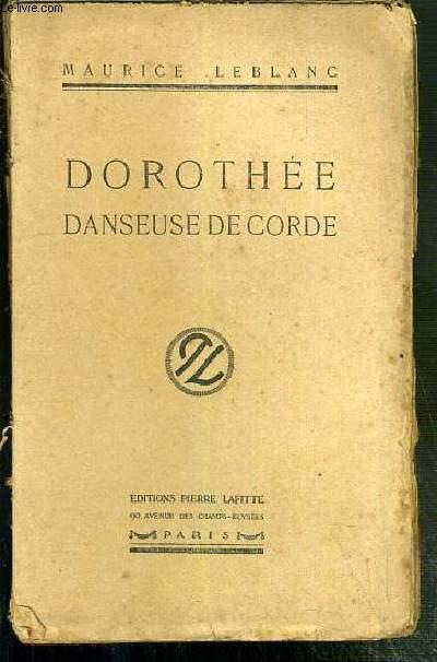DOROTHEE DANSEUSE DE CORDE