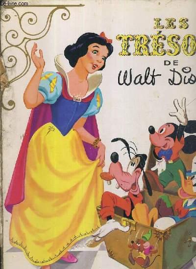 LES TRESORS DE WALT DISNEY