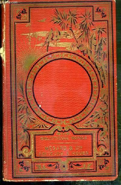 LES CHASSES DE L'INDE / BIBLIOTHEQUE MORALE DE LA JEUNESSE.