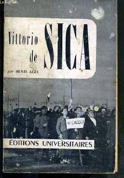 VITTORIO DE SICA - CLASSIQUES DU CINEMA N°3