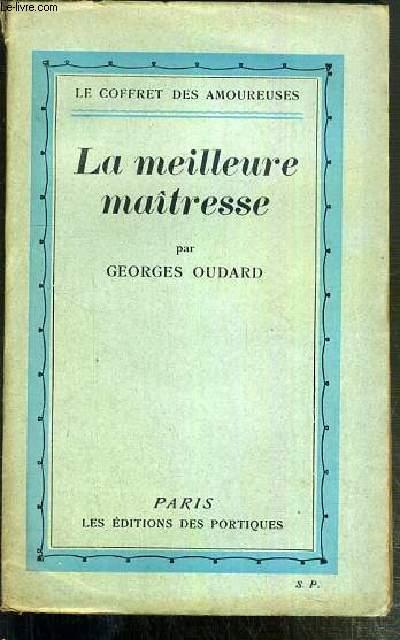 LA MEILLEURE MAITRESSE - LE COFFRET DES AMOUREUSES