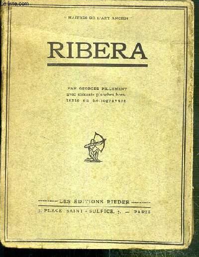 RIBERA / COLLECTION COLLECTION MAITRES DE L'ART ANCIEN