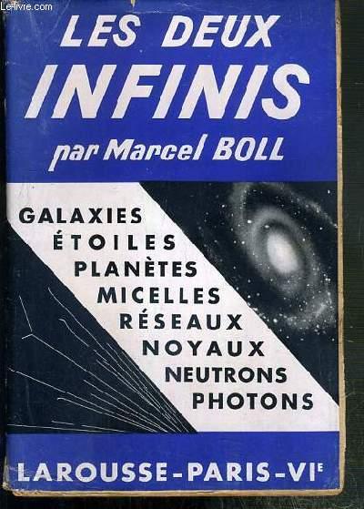 LES DEUX INFINIS - GALAXIES - ETOILES - PLANETES - MICELLES - RESEAUX - NOYAUX - NEUTRONS - PHOTONS