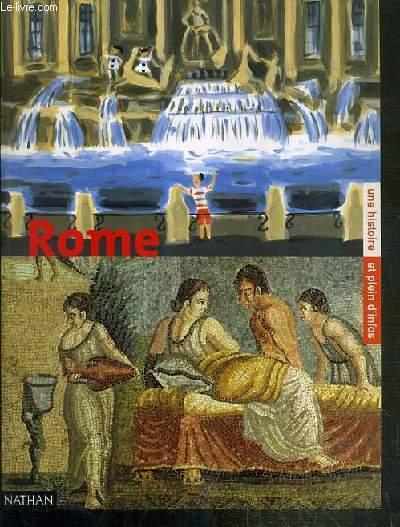 ROME / COLLECTION SUPERSCOPE UNE HISTOIRE ET PLEIN D'INFOS.