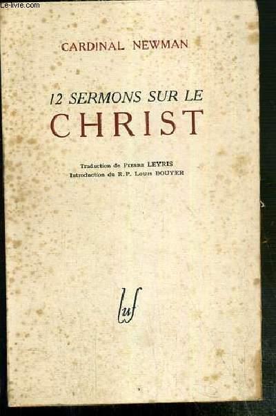 12 SERMONS SUR LE CHRIST