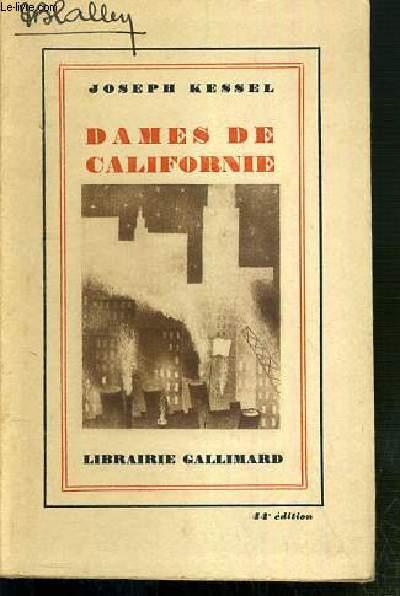 DAMES DE CALIFORNIE