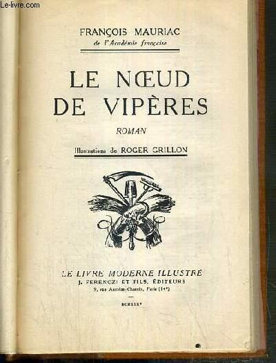 LE NOEUD DE VIPERES