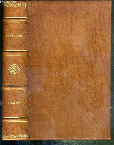 PAPILLON - RECIT PRESENTE PAR JEAN-PIERRE CASTELNAU SUIVI DE PAPILLON OU LA LITTERATURE ORALE PAR JEAN-FRANCOIS REVEL / COLLECTION VECU.
