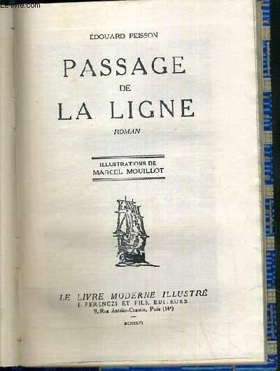 PASSAGE DE LA LIGNE