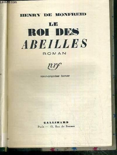 LE ROI DES ABEILLES