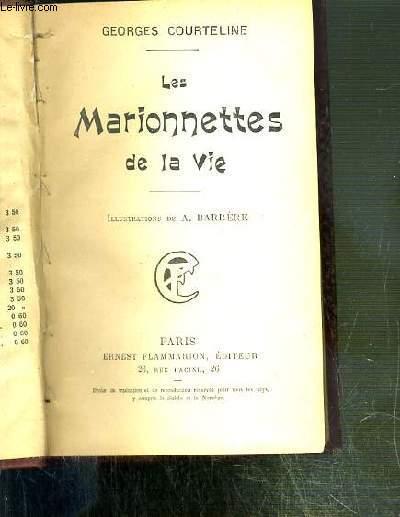 LES MARIONNETTES DE LA VIE