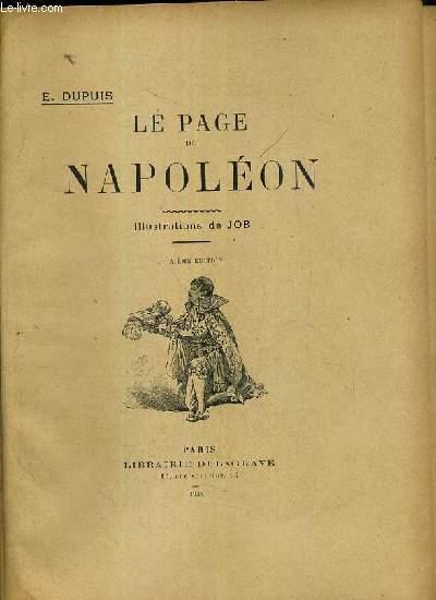LA PAGE DE NAPOLEON - 6eme EDITION