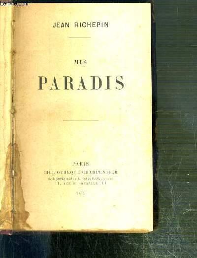 MES PARADIS