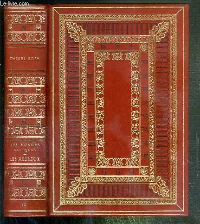 LE PEUPLE DE LA BIBLE - LES HEBREUX / COLLECTION LES MONDES ANTIQUES TOME 4.