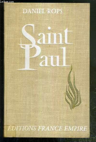 SAINT PAUL CONQUERANT DU CHRIST