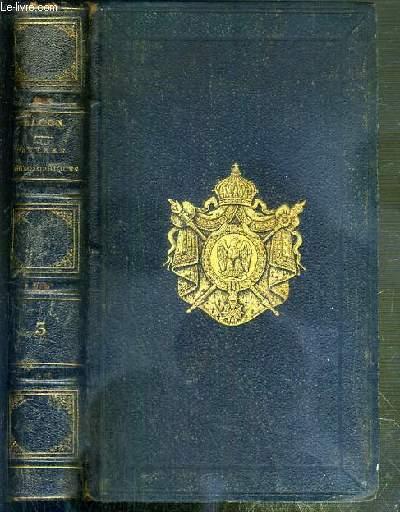 OEUVRES PHILOSOPHIQUES DE BACON PUBLIEES D'APRES LES TEXTES ORIGINAUX. - TOME III.