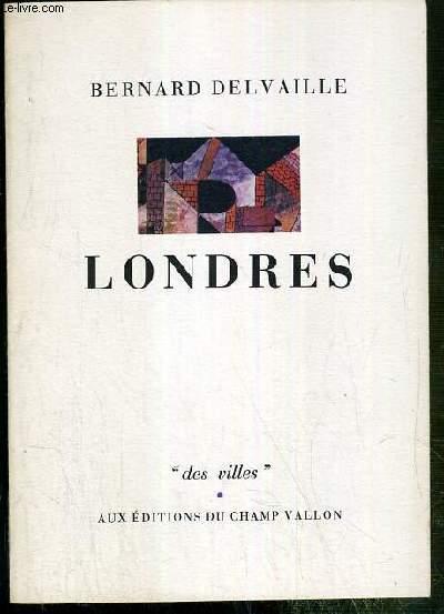LONDRES / COLLECTION DES VILLES N°2.