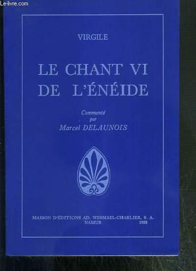 LE CHANT VI DE L'ENEIDE