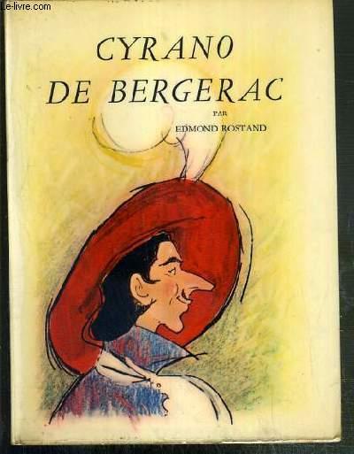CYRANO DE BERGERAC - COMEDIE HEROIQUE EN CINQ ACTES, EN VERS / COLLECTION L'EVENTAIL.