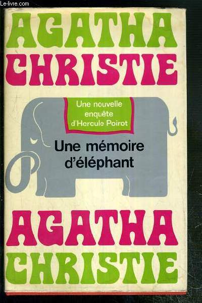 UNE MEMOIRES D'ELEPHANT - ELEPHANTS CAN REMENBER.
