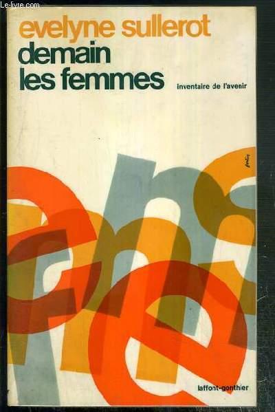 DEMAIN LES FEMMES / COLLECTION INVENTAIRE DE L'AVENIR