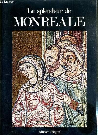 LA SPLENDEUR DE MONREALE