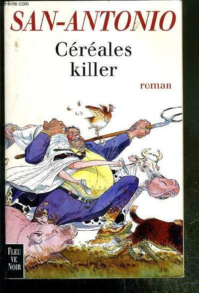 CEREALES KILLER - ROMAN AGRICOLE