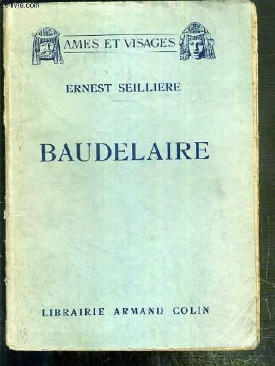 BAUDELAIRE / COLLECTION AMES ET VISAGES
