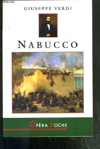 NABUCCO / COLLECTION OPERA POCHE.