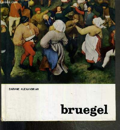 BRUEGEL / COLLECTION GRAND ART - PETITES MONOGRAPHIES