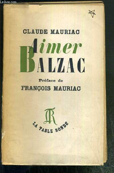 AIMER BALZAC