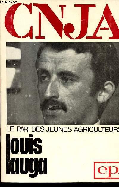 LE PARI DES JEUNES AGRICULTEURS / CNJA
