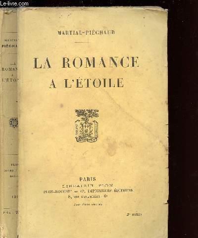 LA ROMANCE A L ETOILE