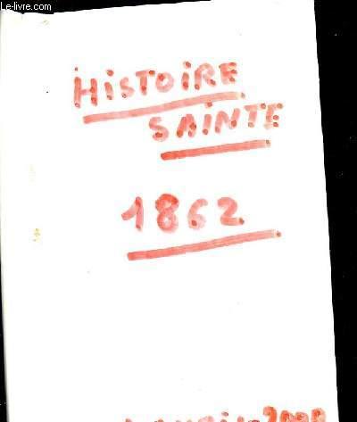 PETITE HISTOIRE SAINTE