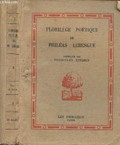 POETIQUE FLORILEGE