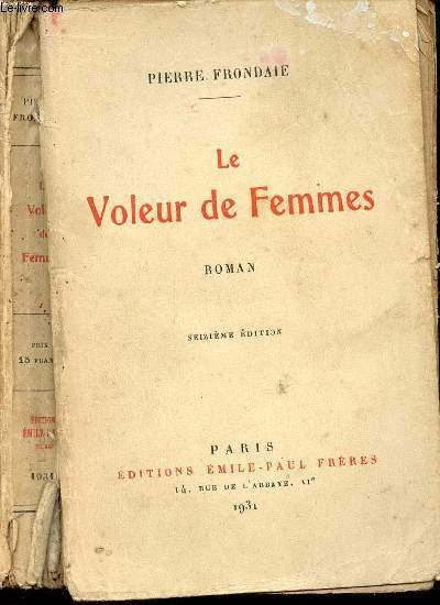 LE VOLEUR DE FEMMES
