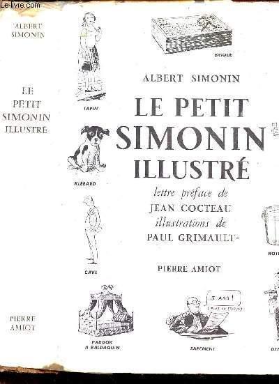 LE PETIT SIMONIN ILLUSTRE