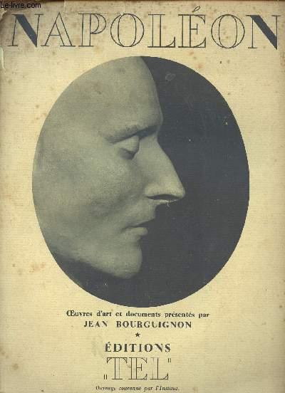 NAPOLEON - OEUVRES D ART ET DOCUMENTS