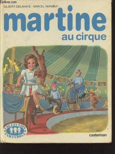 Martine au crique (Collection :