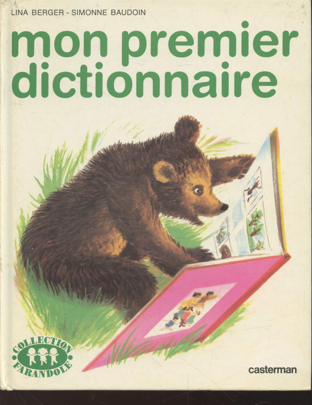 Mon premier dictionnaire (Collection :