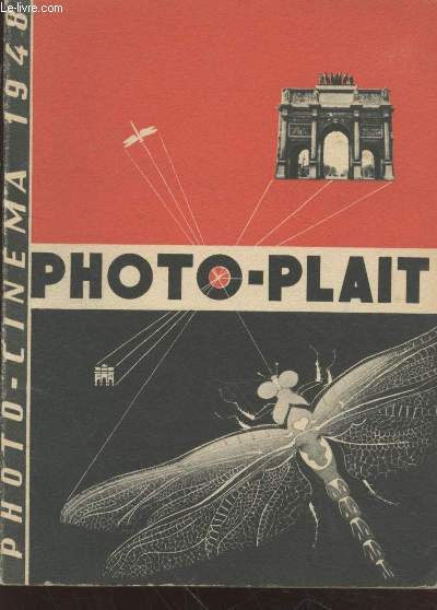 Catalogue Photo-Plait : Photo-Cinéma 1948.