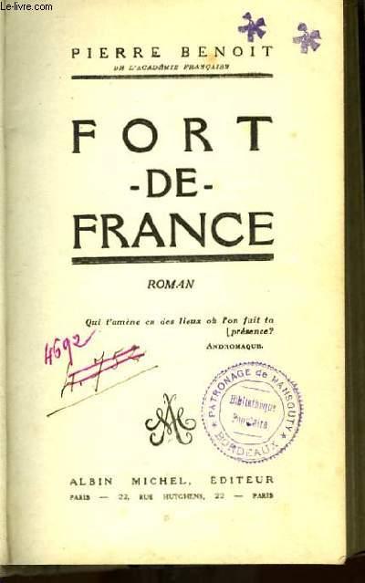 FORT DE FRANCE